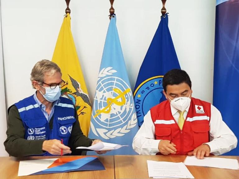 Dres. Adrián Díaz y Roque Soria