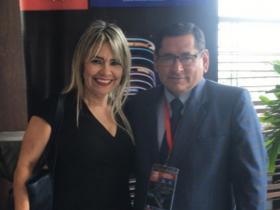 Sra. Daisy Armijos y Dr. Ernesto Peñaherrera