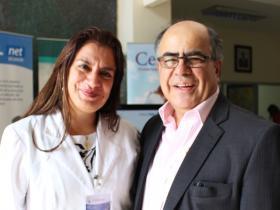 Dra. Sara Torres y Sr. Duvan Henao